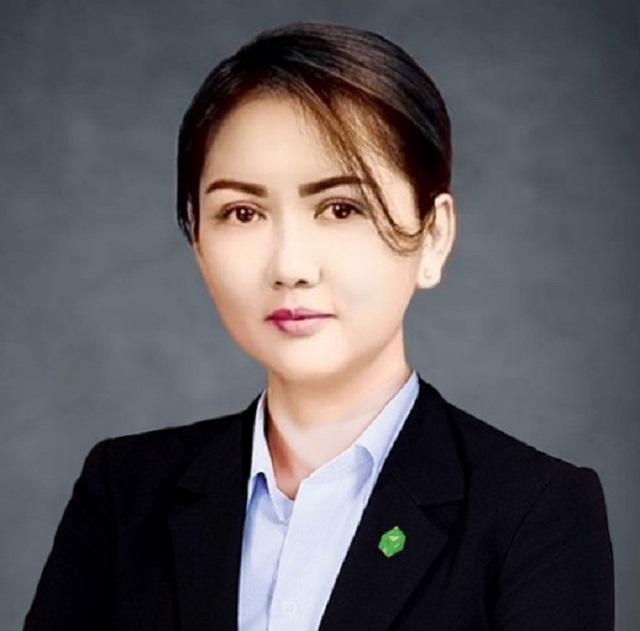 Bà Nguyễn Thị Thu Châu, Quyền Giám đốc tài chính Novaland. Ảnh: NVL