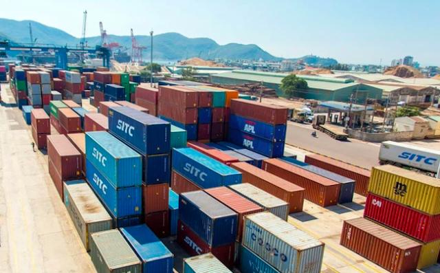 Thiếu vỏ container, cước vận tải xuất nhập khẩu tăng vọt