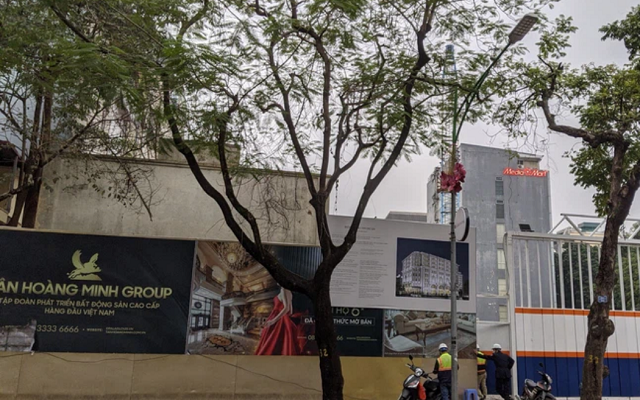 Nhà phát triển khu đất 'vàng' 4.000 m2 sát Hồ Gươm được chuyển từ Tân Hoàng Minh sang Masterise Homes