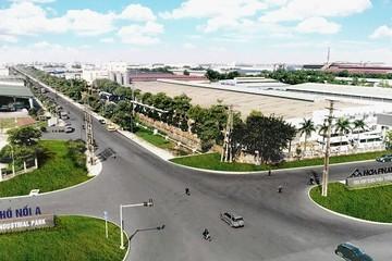 Đầu tư gần 1.100 tỷ đồng mở rộng KCN Phố Nối A, Hưng Yên