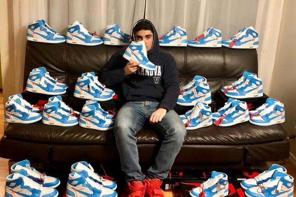 Vì sao bạn không thể mua giày Air Jordan 1 với giá gốc?