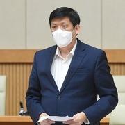 Bộ trưởng Y tế: Việt Nam sẽ tiêm mũi vaccine Covid-19 đầu tiên vào 8/3