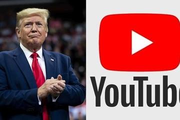 YouTube nêu điều kiện khôi phục tài khoản của Trump