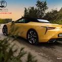 """<p class=""""Normal""""> <strong>Best Luxury Car (Xe hạng sang tốt nhất): Lexus LC500 Cabrio</strong></p> <p class=""""Normal""""> Chiếc mui trần của Lexus được đánh giá cao về thiết kế. Xe sử dụng hệ thống truyền động quen thuộc với động cơ V8 5.0L hút khí tự nhiên, sản sinh công suất tối đa 471 mã lực và momen xoắn cực đại 540 Nm.</p>"""