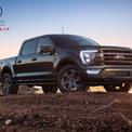 """<p class=""""Normal""""> <strong>Best 4×4 &amp; Pickup (Bán tải 4x4 tốt nhất): Ford F-150</strong></p> <p class=""""Normal""""> Theo Ford, F-150 2021 là thế hệ sở hữu khả năng khí động học tốt nhất trong lịch sử chiếc bán tải cỡ lớn nhờ tản nhiệt thông minh có khả năng tự đóng/mở, thay đổi trên khung thân/cửa hậu và cánh gió chủ động mũi xe để tối giảm mức nhiên liệu tiêu thụ.</p>"""