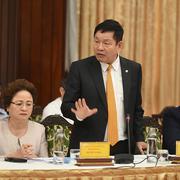 Ông Trương Gia Bình đề xuất cho doanh nghiệp tư nhân xử lý vướng mắc của hệ thống giao dịch HoSE