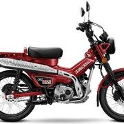Xe máy số đậm chất chơi Honda CT125 rục rịch gia nhập thị trường Việt Nam