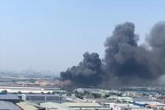Cháy xưởng của Công ty Tôn Hoa Sen