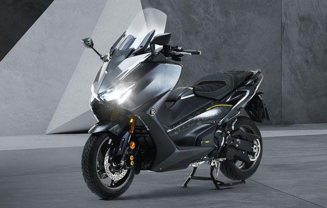 Xe tay ga Yamaha TMax bản giới hạn 560 chiếc, giá ngang ngửa VinFast Fadil