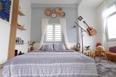 Người chồng 'hô biến' phòng ngủ 16 m2 thành quà tặng vợ sau khi cưới