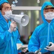 Đã xác định 41 người đi trên chuyến bay có bệnh nhân tái dương tính Covid-19