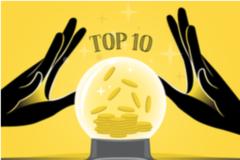 10 cổ phiếu tăng/giảm mạnh nhất tuần: Nhiều mã vốn hóa vừa và nhỏ lên hơn 30%