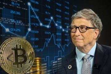 Bill Gates lo Bitcoin phá hoại môi trường
