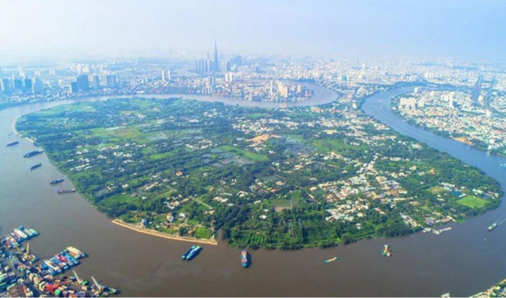 5 khu vực sẽ hình thành các đô thị mới quy mô lớn tại TP HCM