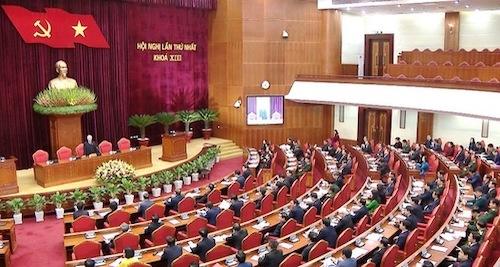 Khai mạc Hội nghị lần thứ 2 Ban Chấp hành Trung ương Đảng khóa XIII