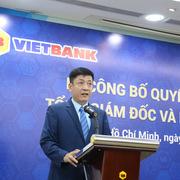Ông Lê Huy Dũng làm Tổng giám đốc Vietbank
