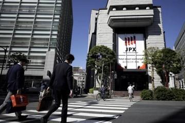Chứng khoán châu Á trái chiều, nhiều thị trường tiếp tục giảm