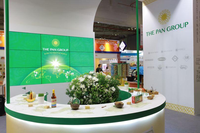 Tập đoàn PAN cùng 7 công ty thành viên sẽ xin ý kiến chuyển giao dịch sang HNX