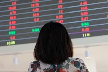 HoSE tiếp tục 'nghẽn' lệnh, VN-Index giảm hơn 6 điểm
