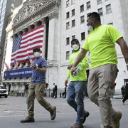 Mỹ có thể dẫn dắt tăng trưởng toàn cầu năm 2021
