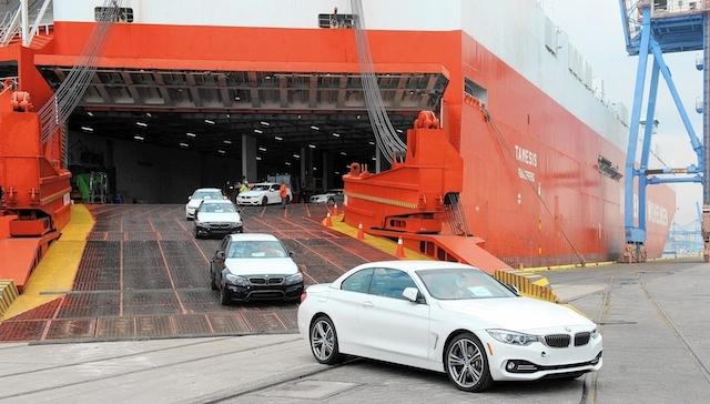 Đấu giá hạn ngạch nhập khẩu ôtô đã qua sử dụng năm nay