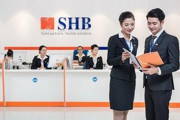 SHB đặt mục tiêu lợi nhuận tăng 70%