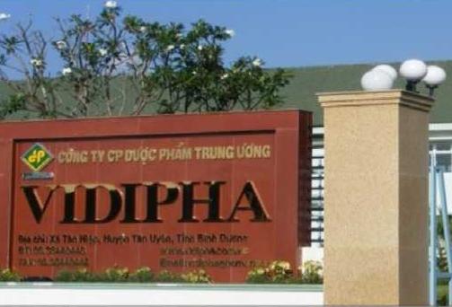 Dược Vidipha chốt quyền tạm ứng cổ tức tỷ lệ 10%