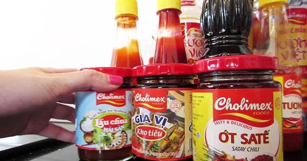 Thực phẩm Cholimex tạm ứng cổ tức 50% bằng tiền