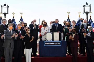 Gói cứu trợ 1.900 tỷ USD tiếp sức cho nền kinh tế đầu tàu thế giới