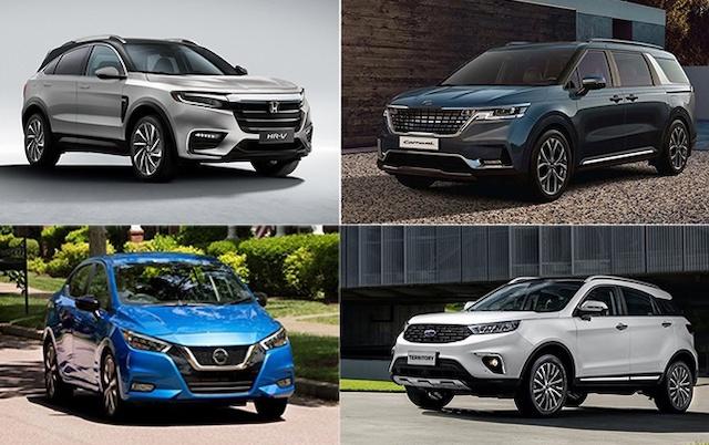 Nhiều mẫu xe nhập khẩu thế hệ mới sẽ có mặt tại Việt Nam hứa hẹn sẽ làm sôi động thị trường ôtô trong nước.
