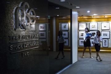 Đình chỉ một mã, khối lượng giao dịch sàn Philippines lập tức giảm 99%
