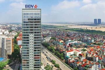 Lãi chênh lệch thu chi BIDV tăng 54% trong 2 tháng