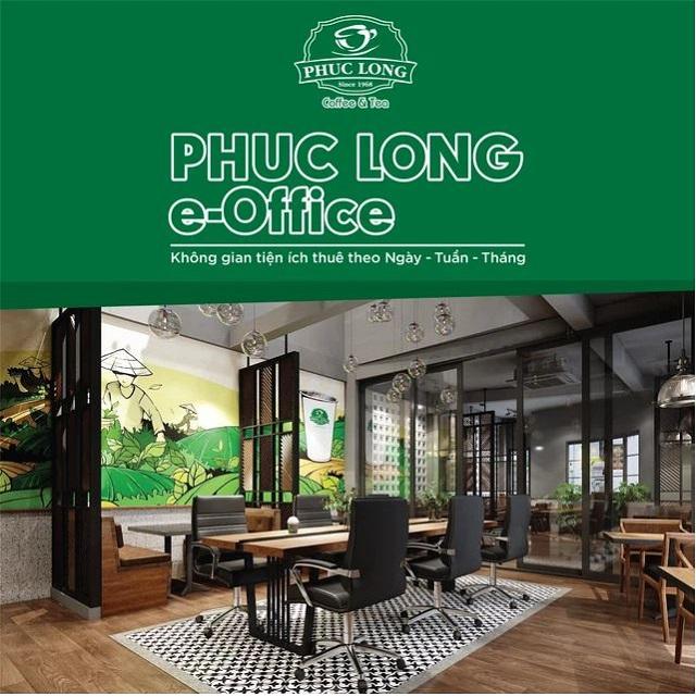 Phúc Long lấn sân mảng co-working space, ra mắt mô hình vừa bán cà phê vừa làm việc chung