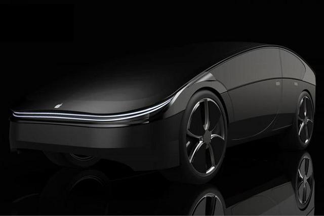 Apple sẽ chọn Foxconn hoặc Magna lắp ráp Apple Car