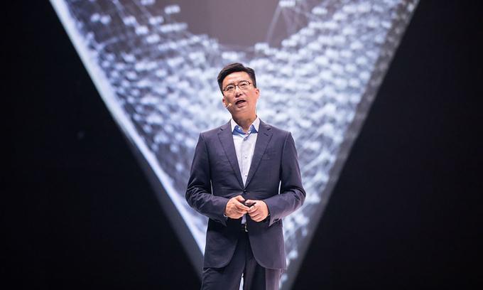 CEO Ant Group của Jack Ma bất ngờ từ chức