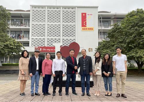 Quỹ đầu tư khởi nghiệp ĐH Bách khoa Hà Nội bắt tay ThinkZone, rót vốn đến 1 triệu USD cho startup