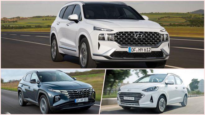 3 mẫu xe Hyundai mới sẽ tung ra thị trường Việt Nam trong năm 2021