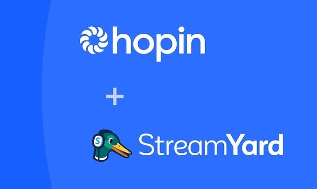 Ra đời chưa lâu nhưng Hopin đã có 2 vụ thâu tóm các công ty trong ngành. Ảnh: Hopin.