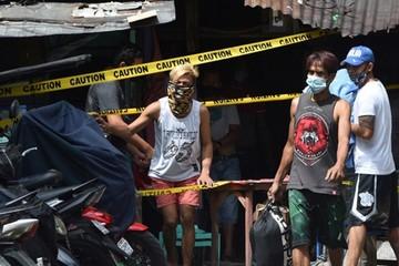 Philippines ghi nhận loạt biến chủng nCoV 'siêu lây nhiễm'