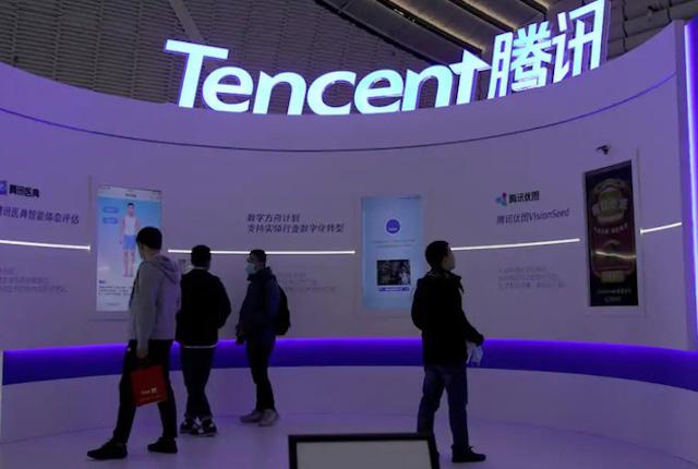 Sau Ant của Jack Ma, đến lượt Tencent bị Chính phủ Trung Quốc 'sờ gáy'.
