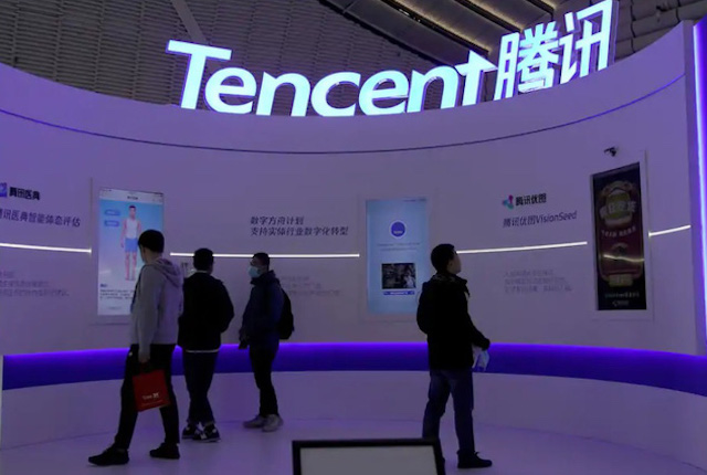 Sau Ant của Jack Ma, đến lượt Tencent bị Chính phủ Trung Quốc 'sờ gáy'