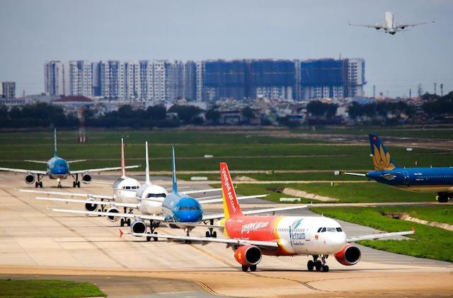 8 địa phương đề xuất xây sân bay: Nguồn lực từ đâu khi cân đối ngân sách hạn hẹp?. Ảnh: Vietnamnet.