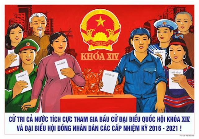 30 người nộp hồ sợ tự ứng cử đại biểu Quốc hội tại Hà Nội.