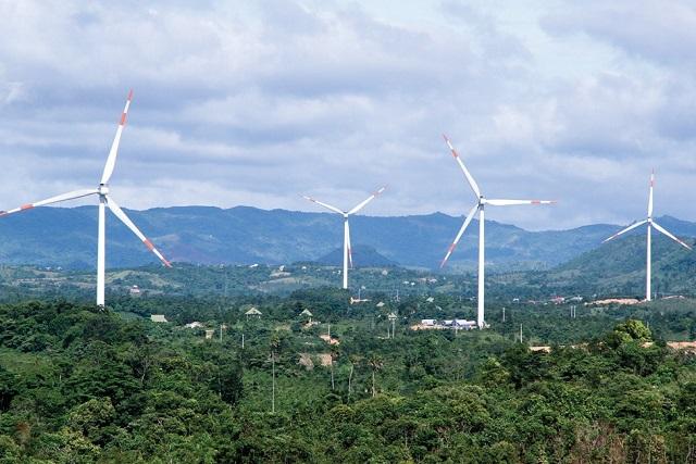 Ninh Thuận hủy thầu dự án điện gió 3.110 tỷ đồng