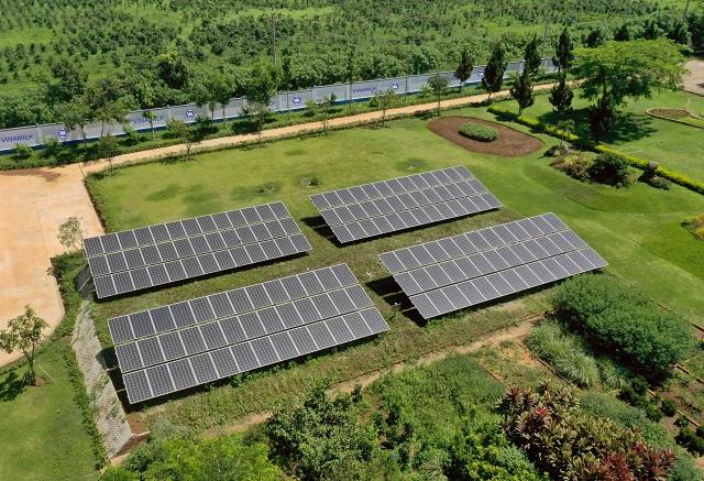 Vinamilk đầu tư hệ thống năng lượng mặt trời tại 12 trang trại bò sữa trên cả nước