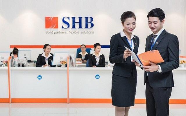 SHB dự kiến chia cổ tức tổng tỷ lệ 20,5%