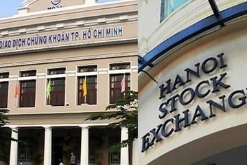 Hai doanh nghiệp đầu tiên chuyển sàn từ HoSE sang HNX