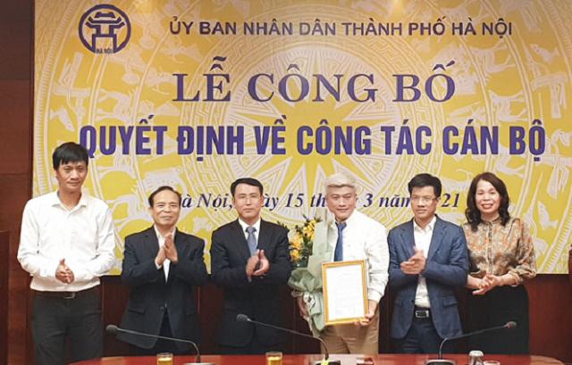 Hà Nội, TP HCM và Long An có nhân sự mới