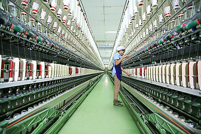 Dệt may TCM lãi 15 tỷ tháng 2, tăng 57%