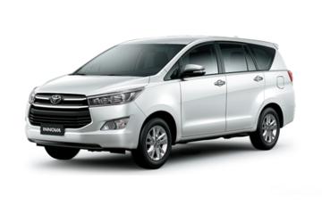 Toyota Innova tụt hạng doanh số MPV 7 chỗ